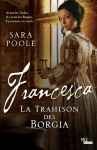"""Couverture du livre : """"La trahison des Borgia"""""""