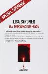 """Couverture du livre : """"Les morsures du passé"""""""
