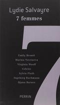 """Couverture du livre : """"7 femmes"""""""