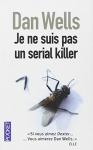 """Couverture du livre : """"Je ne suis pas un serial killer"""""""
