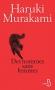 """Couverture du livre : """"Des hommes sans femmes"""""""