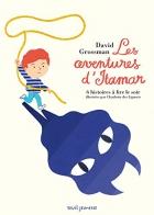 """Couverture du livre : """"Les aventures d'Itamar"""""""
