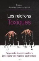 """Couverture du livre : """"Les relations toxiques"""""""