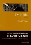 """Couverture du livre : """"Impurs"""""""