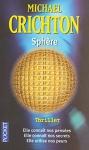 """Couverture du livre : """"Sphère"""""""