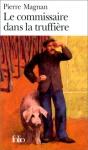 """Couverture du livre : """"Le commissaire dans la truffière"""""""
