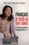 """Couverture du livre : """"Français, je vous ai tant aimés"""""""