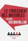 """Couverture du livre : """"Le parlement des invisibles"""""""