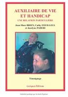 """Couverture du livre : """"Auxiliaire de vie et handicap"""""""