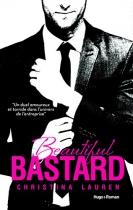 """Couverture du livre : """"Beautiful Bastard"""""""