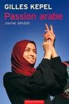 """Couverture du livre : """"Passion arabe"""""""