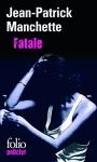 """Couverture du livre : """"Fatale"""""""