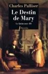 """Couverture du livre : """"Le destin de Mary"""""""