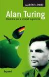 """Couverture du livre : """"Alan Turing"""""""