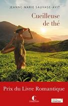 """Couverture du livre : """"Cueilleuse de thé"""""""