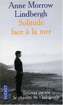 """Couverture du livre : """"Solitude face à la mer"""""""