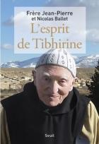 """Couverture du livre : """"L'esprit de Tibhirine"""""""