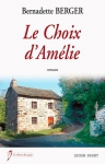 """Couverture du livre : """"Le choix d'Amélie"""""""