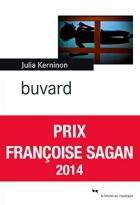 """Couverture du livre : """"Buvard"""""""