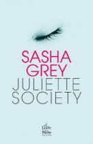 """Couverture du livre : """"Juliette Society"""""""