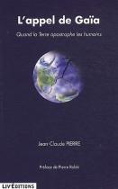 """Couverture du livre : """"L'appel de Gaïa"""""""