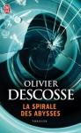 """Couverture du livre : """"La spirale des abysses"""""""