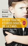 """Couverture du livre : """"Petit tracas et gros soucis de 1 à 7 ans"""""""