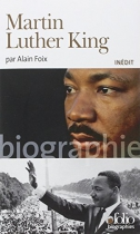 "Couverture du livre : ""Martin Luther King"""