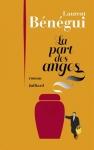 """Couverture du livre : """"La part des anges"""""""