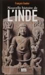 """Couverture du livre : """"Nouvelle histoire de l'Inde"""""""