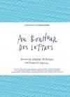 """Couverture du livre : """"Au bonheur des lettres"""""""