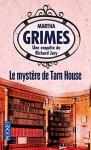 """Couverture du livre : """"Le mystère de Tarn house"""""""
