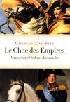 """Couverture du livre : """"Le choc des empires"""""""
