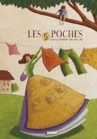 """Couverture du livre : """"Les 5 poches"""""""