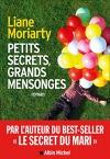 """Couverture du livre : """"Petits secrets, grands mensonges"""""""