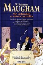 """Couverture du livre : """"Mr. Ashenden"""""""
