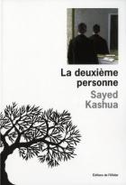 """Couverture du livre : """"La deuxième personne"""""""