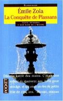 """Couverture du livre : """"La conquête de Plassens"""""""