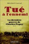 """Couverture du livre : """"Tué à l'ennemi"""""""