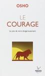 """Couverture du livre : """"Le courage"""""""