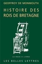 """Couverture du livre : """"Histoire des rois de Bretagne"""""""