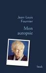 """Couverture du livre : """"Mon autopsie"""""""