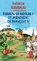 """Couverture du livre : """"Tombeau de Nicolas Ier et avènement de François IV"""""""