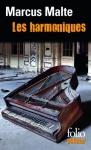 """Couverture du livre : """"Les harmoniques"""""""