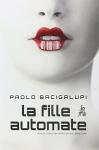 """Couverture du livre : """"La fille automate"""""""