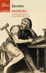 """Couverture du livre : """"Manuel d'Epictète"""""""