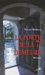 """Couverture du livre : """"La porte de la septième demeure"""""""
