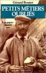 """Couverture du livre : """"Les petits métiers oubliés"""""""