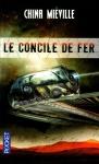 """Couverture du livre : """"Le concile de fer"""""""