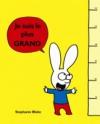 """Couverture du livre : """"Je suis le plus grand"""""""